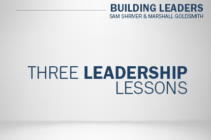 November 2016 Training Industry Building Leaders column cover
