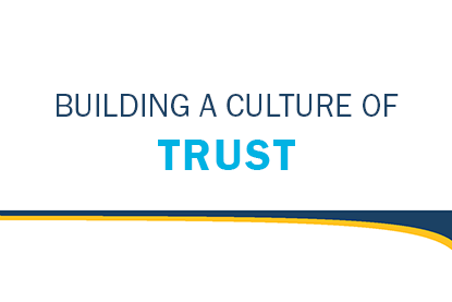 Building a Culture of Trust article cover