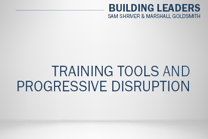 Training Industry Magazine Building Leaders column