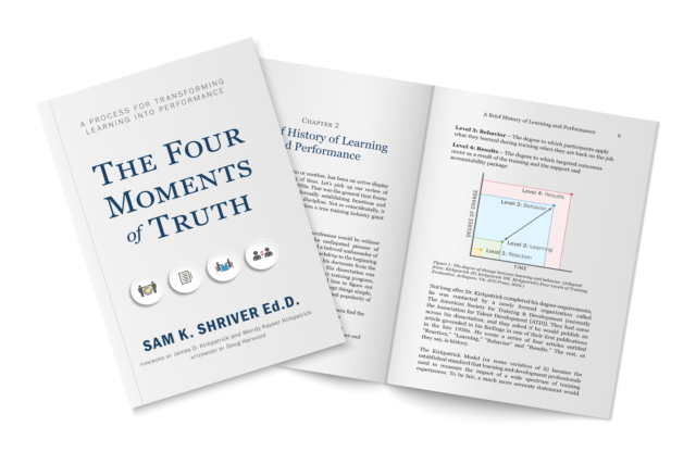The Four Moments of Truth Book