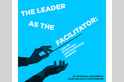 The Leader as Facilitator cover