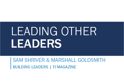 Leading Other Leaders