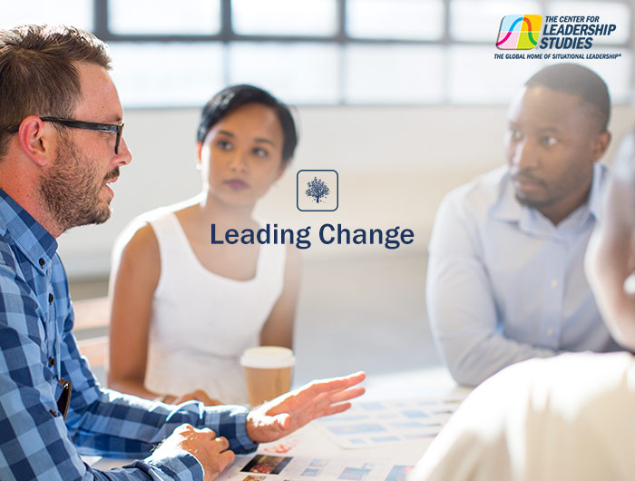 Leading Change Course Cover