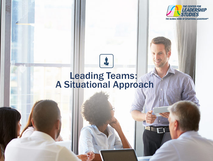 Situational Leadership for Teams Flyer