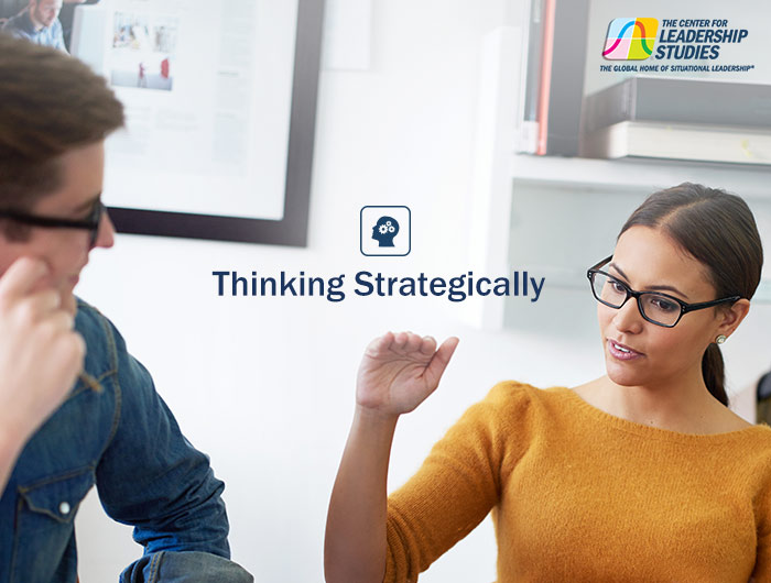 Thinking Strategically Course Flyer