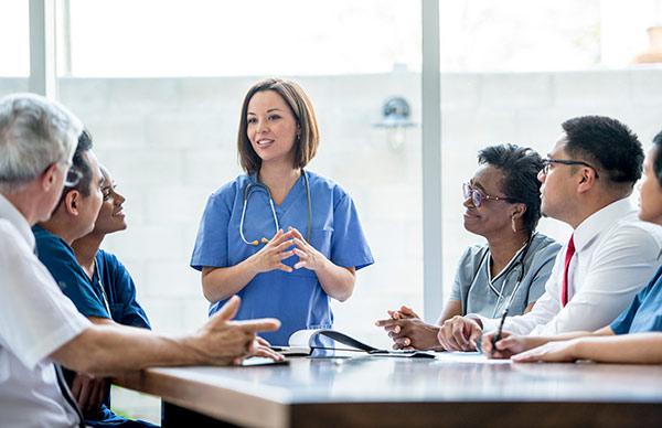 Healthcare Industry Leadership Training