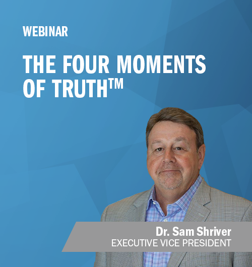 The Four Moments of Truth
