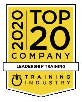 2020 Top Training Companies for Leadership Training