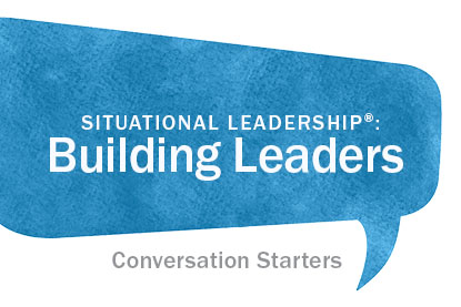 Situational Leadership And Slii Points Of Distinction Center For Leadership Studies