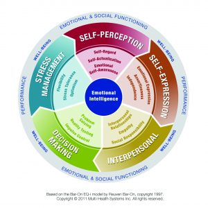 EQ-i 2.0 Model or the center piece of Emotional Intelligence Training
